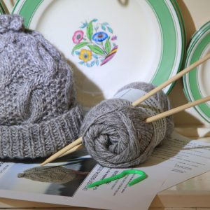 Traditional Aran Hat Kit